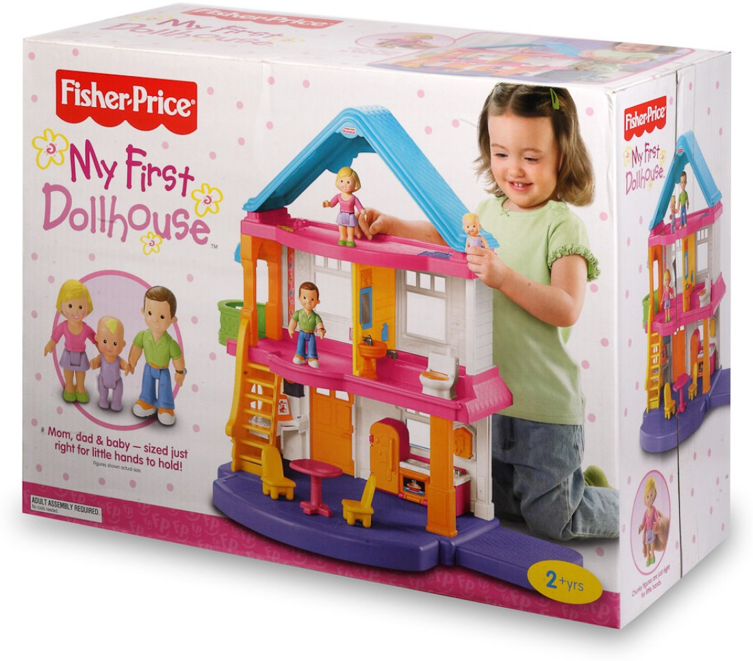 Fisher price my first dollhouse accessories - Lookup ...