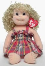 Ty Dolls & Doll Houses Ty Beanie Kid Blondie