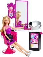 Barbie Dolls & Doll Houses Barbie Stylist Saloon Kit