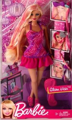 Barbie Glam Hair Barbie Doll