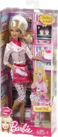 Barbie I Can Be Sweet Chef Doll: Doll Doll House