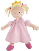 North American Bear Company Little Princess Blonde 16 Inches Doll (Pink)