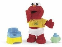 Fisher-Price Potty Time Elmo (Multicolor)