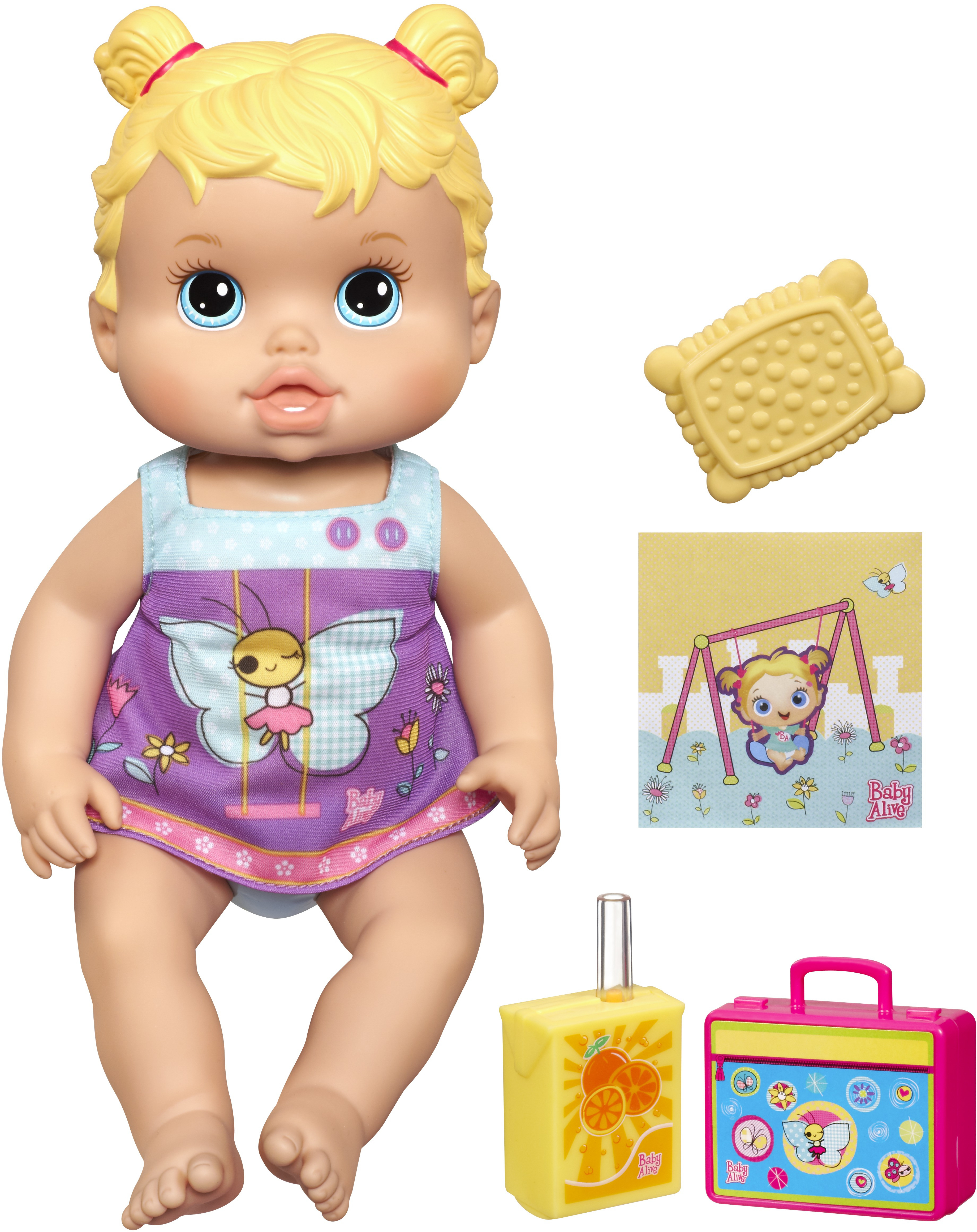 Baby Alive Ready for School Baby - Ready for School Baby ...