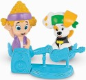 Fisher-Price Nickelodeon Bubble Guppies Deema And Bubble Puppy - Multicolor