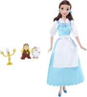 Disney Disney Princess Belle And Character Friends Pack (White)