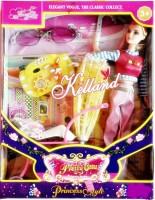 Ruppiee Shoppiee Kelland Pretty Girl (Pink, Multicolor)
