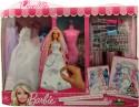 Barbie Wedding Fashion Designer Set