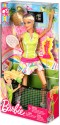 Mattel Tennis I Can Be Team Barbie - W3767 - Multicolor