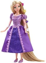 Mattel Dolls & Doll Houses Mattel Disney Classic Princess Rapunzel