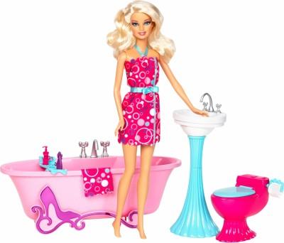 Barbie Glam Bathroom