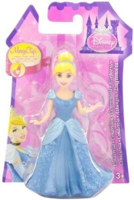 Mattel Dolls & Doll Houses Mattel Disney Princess Little Kingdom Magiclip Cinderella