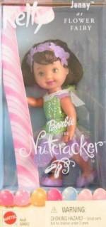 Barbie Dolls & Doll Houses Barbie Nutcracker Kelly Jenny As Flower Fairy