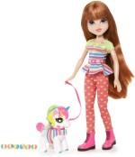 Moxie Girlz Dolls & Doll Houses Moxie Girlz Girlz Poopsy Pet Doll Kellan