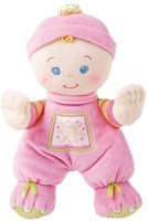 Fisher-Price Brilliant Basics Baby's First Doll (Multicolor)