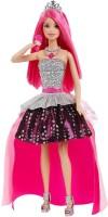 Barbie Rock N Royal Doll (Multicolor)