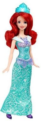 Mattel Dolls & Doll Houses Mattel Disney Princess Glittering Lights Ariel
