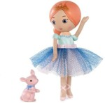Mooshka Dolls & Doll Houses Mooshka Miniature Fairytale Ballerina Casia