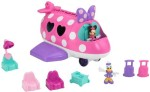 Fisher Price Dolls & Doll Houses Fisher Price Disney Minnie Mouse Bowtique Polka Dot Jet