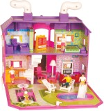 Toyzone Dolls & Doll Houses Toyzone My Family Doll House
