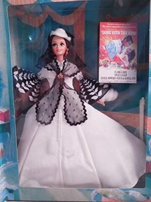 Barbie Dolls & Doll Houses Barbie Black and White Dress