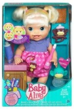Baby Alive Dolls & Doll Houses Baby Alive Baby's New Teeth Blonde