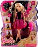 Barbie Dolls & Doll Houses Barbie Fall Hair Feature Doll