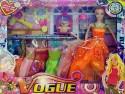 Matrix Educare Pvt. Ltd. Vogue Doll - Multicolor