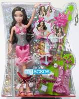 Barbie My Scene Rockin Awards Doll (Pink, Silver)