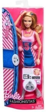 Barbie Dolls & Doll Houses Barbie Fashionistas Doll