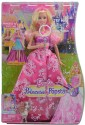 Barbie The Princess and The Pop Star Transforming Doll - Multicolor