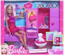 Barbie Dress-up To Make-up Closet