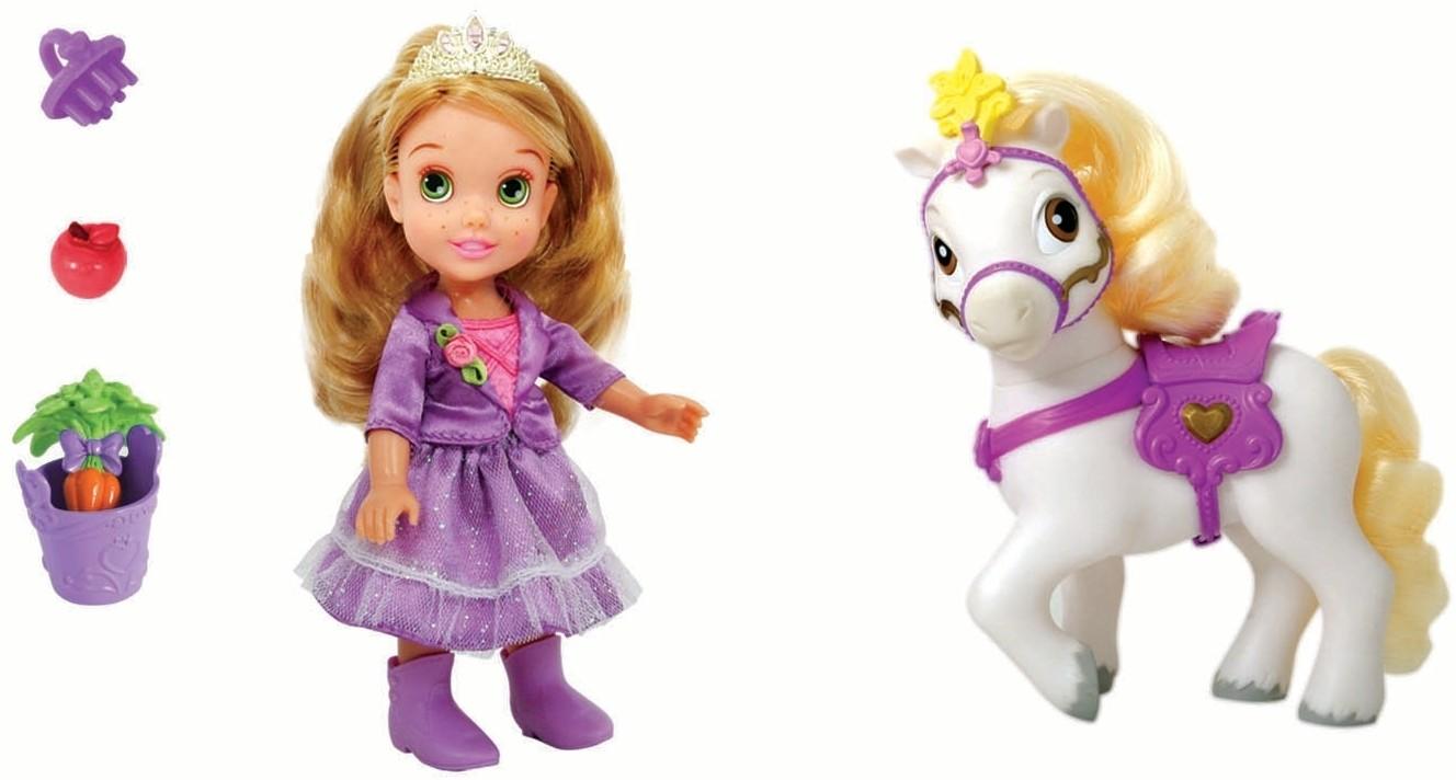 Disney my first princess petite rapunzel and pony my first princess petite rapunzel and pony - Petite princesse disney ...