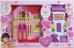 Toyzstation Dolls & Doll Houses Toyzstation Wonderful House Design B