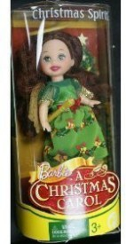 Mattel Barbie Kelly In A Christmas Carol Angel