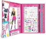 Barbie Dolls & Doll Houses Barbie Fashion Angels Sticker Stylist