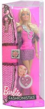 Barbie Dolls & Doll Houses Barbie Fashionista Doll