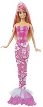 Barbie Dolls & Doll Houses Barbie Mermaid Doll Blonde