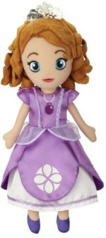 Sofia the First Dolls & Doll Houses Sofia the First Soft