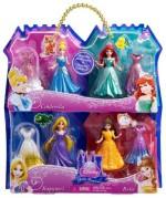 Mattel Dolls & Doll Houses 4 Pack