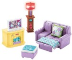 Fisher Price Dolls & Doll Houses Fisher Price Loving Family Room