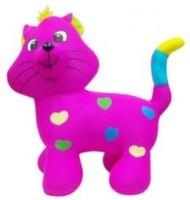 Gadget Bucket Amazing Cute Unisex Cat Toy For Kids (Multicolor)