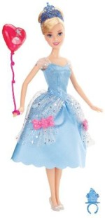 Mattel Dolls & Doll Houses Mattel Disney Princess Party Princess Cinderella