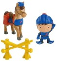 Fisher-Price Mike The Knight Mike And Galahad Figure Pack - Multicolor