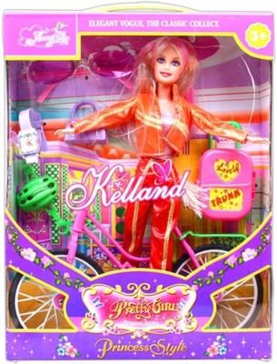 Wishkey Dolls & Doll Houses Wishkey Princess series Fashion doll set