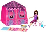 Barbie Dolls & Doll Houses Barbie Sisters Safari Doll and Tent Playset