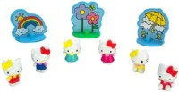 Squinkies Blip Hello Kitty Bubble Pack - Series 5 - Sisters With Tiny Toys (Multicolor)