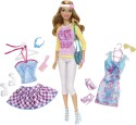 Barbie My Fab Fashions Summer Doll