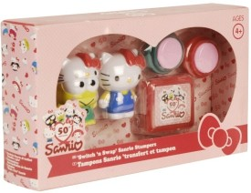 Hello Kitty Switch&Swap Sanrio Stampers