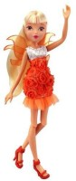 Funskool Winx Magic Flower Doll Assortment - Stella (Multicolor)